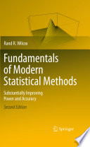 Fundamentals of Modern Statistical Methods