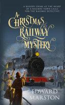download ebook a christmas railway mystery pdf epub