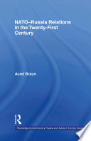 NATO-Russia Relations in the Twenty-First Century