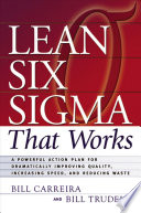 Lean Six Sigma that Works