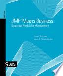 JMP Means Business