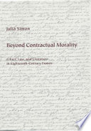 Beyond Contractual Morality