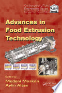 Advances in Food Extrusion Technology