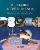 The Equine Hospital Manual