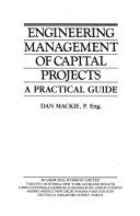 Engineering management of capital projects
