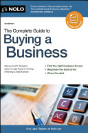 Complete Guide to Buying a Business The