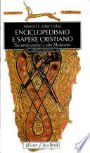 Enciclopedismo e sapere cristiano tra tardo antico e alto medioevo