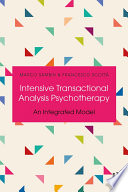 Intensive Transactional Analysis Psychotherapy