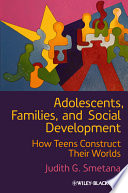 Adolescents Families And Social Development