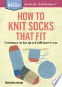 How To Knit Socks That Fit