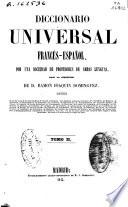 Diccionario Universal Francés-Español, Español-Francés: Francés-Español. D-L