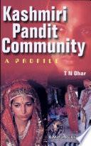 Kashmiri Pandit Community