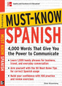 Must Know Spanish   Essential Words For A Successful Vocabulary