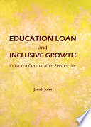 Education Loan and Inclusive Growth