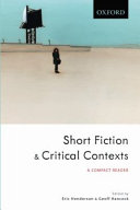 Short Fiction and Critical Contexts