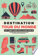 illustration Destination Tour du Monde