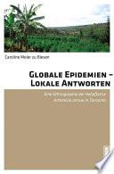Globale Epidemien   Lokale Antworten