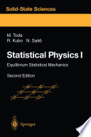 Statistical Physics I : focussing on basic physical aspects. no...