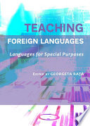 Teaching Foreign Languages Languages for Special Purposes
