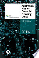 Australian Master Financial Planning Guide 2010 11