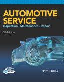 download ebook automotive service: inspection, maintenance, repair pdf epub