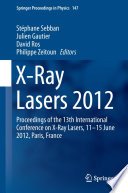 X Ray Lasers 2012