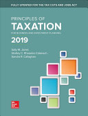 Loose Leaf for Principles of Taxation for Business and Investment Planning 2019 Edition
