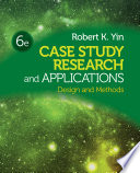 Case Study Research and Applications Book PDF