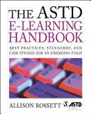 The Astd E Learning Handbook