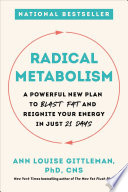 Radical Metabolism Book PDF