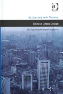 Chinese Urban Design: The Typomorphological Approach