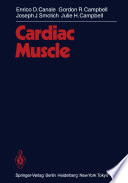 Cardiac Muscle book