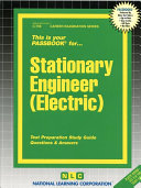 Stationary Engineer  Electric