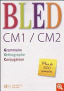 Bled CM1/CM2