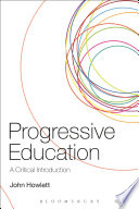 Progressive Education Been A Central Concern For Governments Around