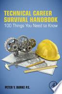 Technical Career Survival Handbook