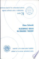 Algebraic Ideas in Ergodic Theory