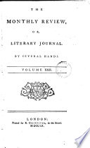 The Monthly Review, or, Literary Journal Volume XXII.
