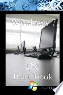 Windows 7 the Black Book