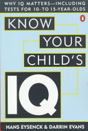 Know Your Child s IQ