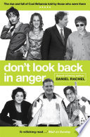 Don t Look Back In Anger Book PDF