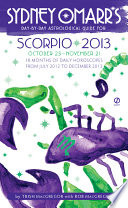 Sydney Omarr s Day by Day Astrological Guide for the Year 2013  Scorpio