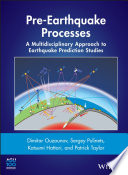 Pre-Earthquake Processes: A Multidisciplinary Approach to Earthquake Prediction Studies