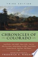 Chronicles of Colorado