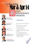 Thông tin Tái bảo hiểm quốc tế tháng 3/4 năm 2014