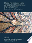 Global Themes and Local Variations in Organization and Management