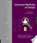 illustration Universal Methods of Design, 100 Ways to Research Complex Problems, Develop Innovative Ideas, and Design Effective Solutions