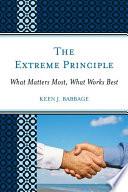 The Extreme Principle