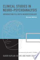 Clinical Studies in Neuro psychoanalysis Book PDF