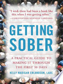 Getting Sober Book PDF